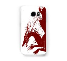 Dragon Grunge Samsung Galaxy Case/Skin