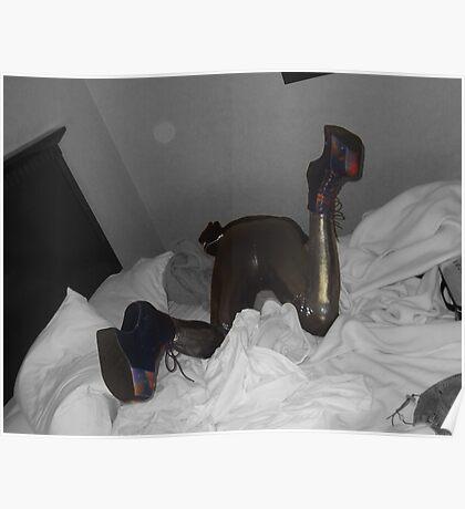Leggings on leggings Poster