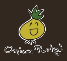 Onion Party! by lutka