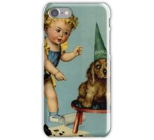 Dog Party iPhone Case/Skin