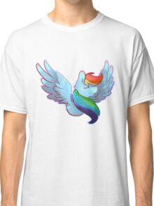 Rainbow Dashie Classic T-Shirt