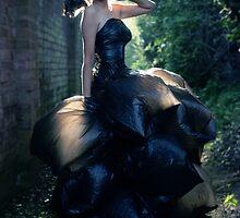 The Bin Bag Dress - Fashion Shoot by Ryan Garwood