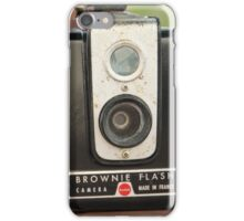 Painting with Light ...Box Brownie  iPhone Case/Skin