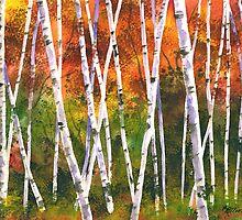 Autumn Daze by Marsha Elliott