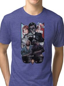Nada and Frank and the truth of our alien overlords Tri-blend T-Shirt