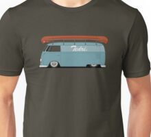 Slammed VW Barndoor (Half sign writing) Unisex T-Shirt