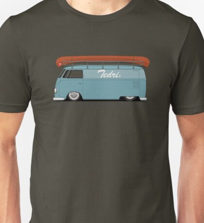 Slammed VW Barndoor (Half sign writing) T-Shirt