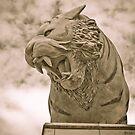 Detroit Tiger by Kathy Nairn
