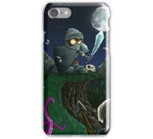 Cold Knight iPhone Case/Skin