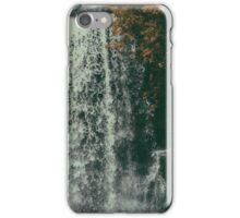 vermillion falls.  iPhone Case/Skin