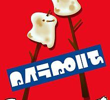 Splatfest Team Marshmallows v.3 by KumoriDragon