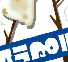 Splatfest Team Marshmallows v.3 Sticker