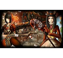 Alice madness returns Full Photographic Print