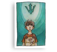 Son of Poseidon (Big).  Canvas Print