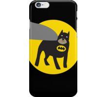 BAT PUG iPhone Case/Skin