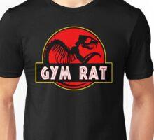 Gym Rat Bodybuilding Fitness Unisex T-Shirt