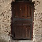Doorway in Simancas by Vikki Turton