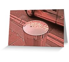 """""""Another Point of view"""" Greeting Card"""