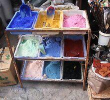 A splash of Colour by Vikki Turton