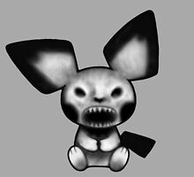 Pokemon - Pichu Demon by LadyBeemer