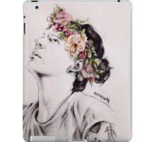 Flower Crown Harry iPad Case/Skin