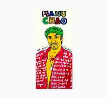Manu Chao Reggae Ska Pop Folk Art T-Shirt