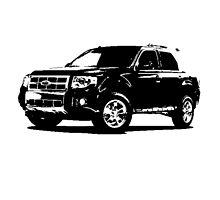 Ford Escape '07-'12 by garts