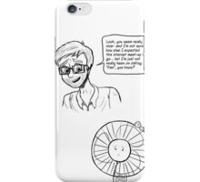 Dating A Fan iPhone Case/Skin