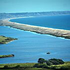 Chesil Beach-A Birds Eye View! by naturelover