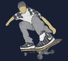 Skateboard 11 One Piece - Short Sleeve