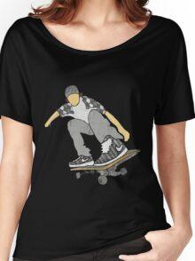 Skateboard 11 Women's Relaxed Fit T-Shirt