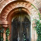 A Fairy tale church door by sarnia2