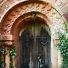 A Fairy tale church door by sarnia2