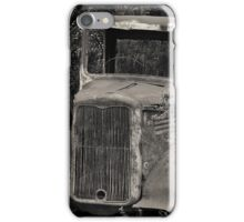 """ Rustic Garden Feature ... Old Truck ""  #02 of 3 iPhone Case/Skin"