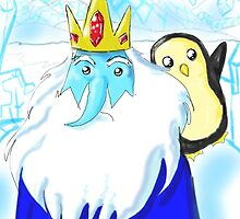 Ice King Art by NeonOf1986