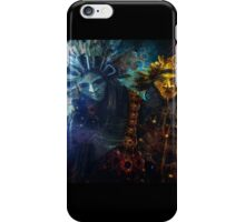 The spirit world iPhone Case/Skin