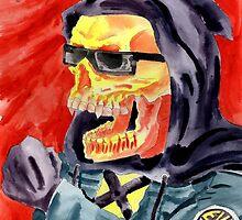 Skeletor by Artsworth