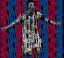 Lionel Messi by JuzaShannonNew