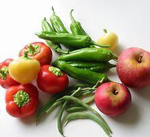 Garden Harvest by EarthAnime