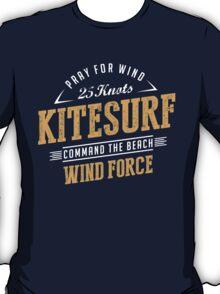 Kitesurfing Extreme Sport T-Shirt