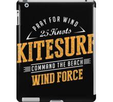 Kitesurfing Extreme Sport iPad Case/Skin
