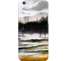 The Lake.. iPhone Case/Skin