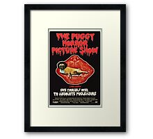 puggy horror Framed Print
