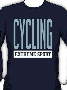 Cycling Extreme Sport T-Shirt