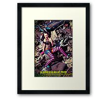 Ms. Virtuoso Framed Print