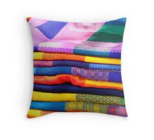 Mayan Blankets for Sale Throw Pillow