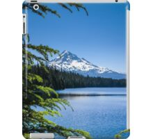 Mt Hood from Lost Lake  iPad Case/Skin