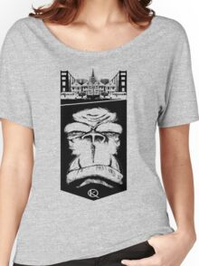 Gorilla King: SF Women's Relaxed Fit T-Shirt