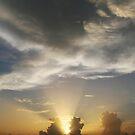 Magic Sunrise by deserttrends