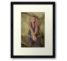 Tell Me What I Want To Hear Framed Print